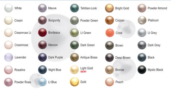 Round Pearls