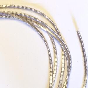 Platt tenntråd