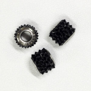 BeCharmed Pavé Spikes Beads